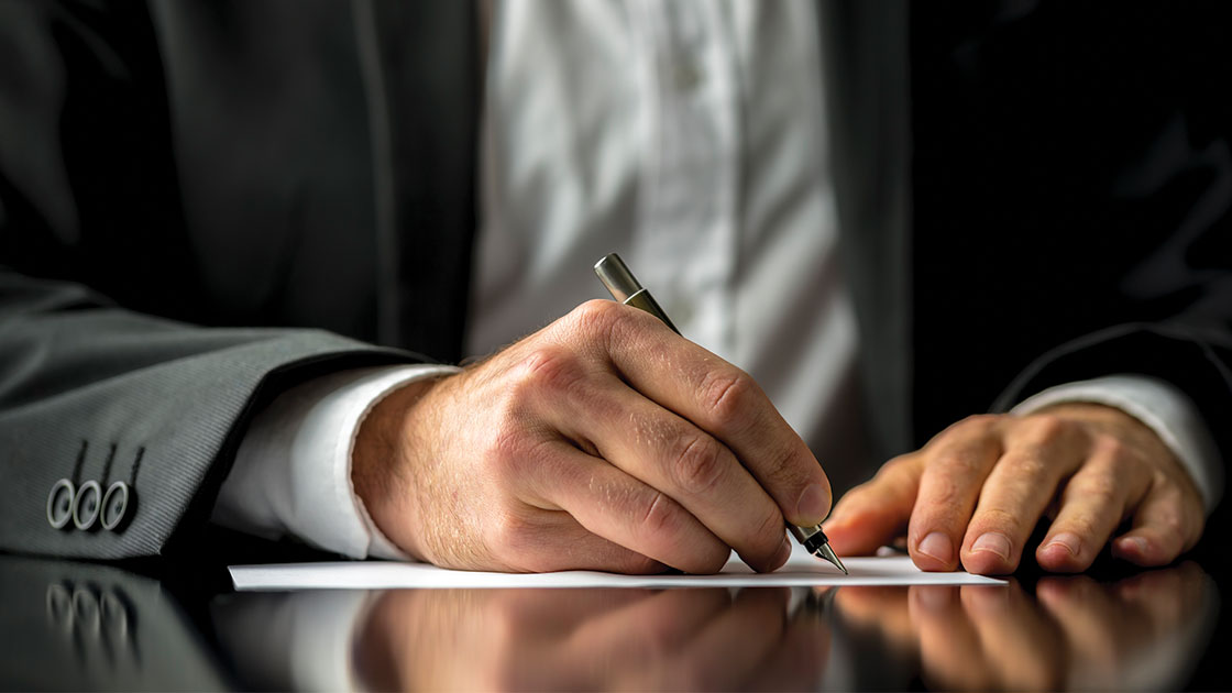 Image of wills and powers of attorney