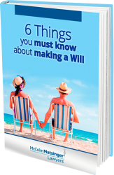 Image of eBook titled 6 Things You Must Know About Making a Will