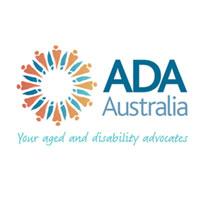 Image of ADA Australia logo