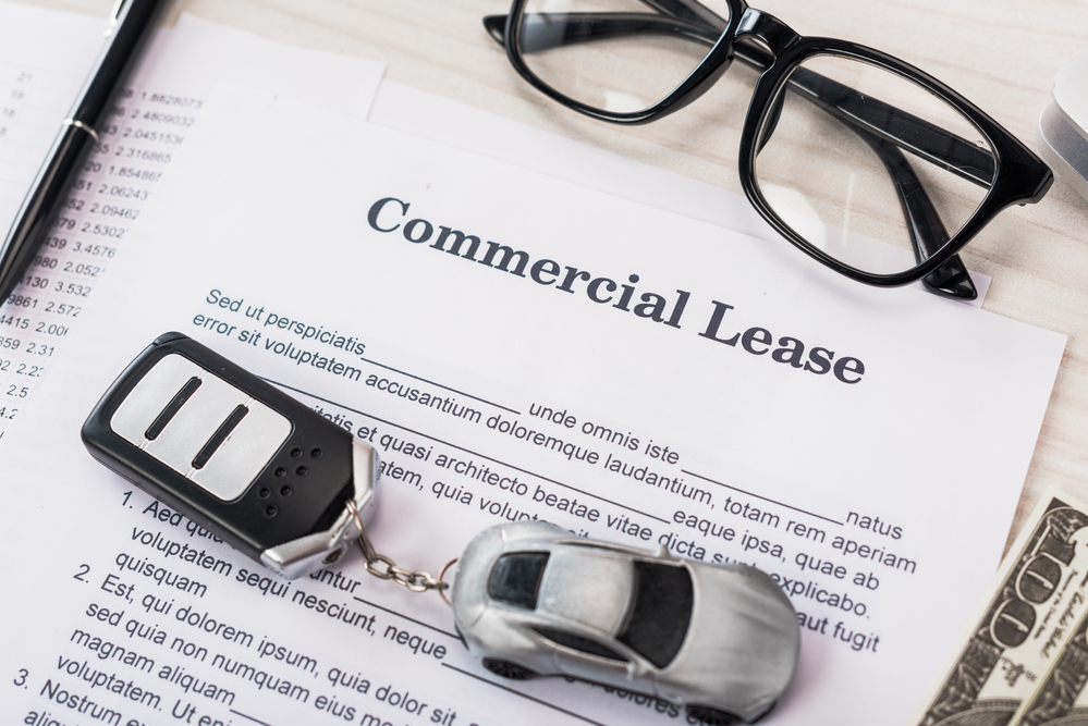 Image of a Commercial Lease by McColm Matsinger Lawyers