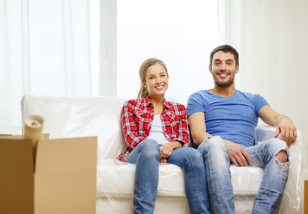 Image of first home buyer