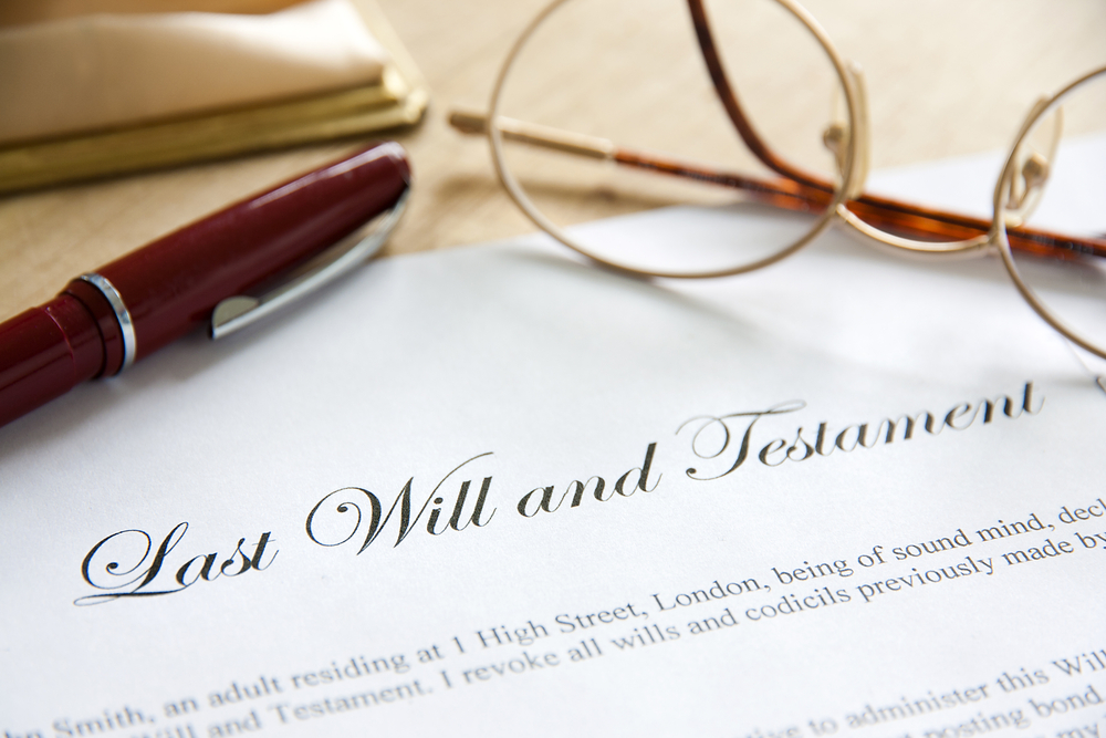 Image of last will and testament created by McColm Matsinger Lawyers